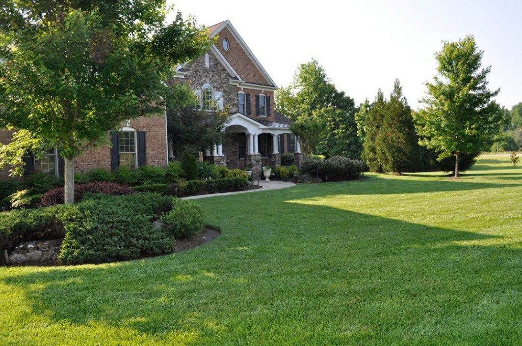 Let Agape Lawn Company get your lawn and landscaping ready for the warm  spring weather. Spring yard cleanup ... - Prep Your Landscape For Summer! Schedule A Spring Yard Cleanup