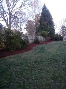 Spring Mulch Service in the Triangle