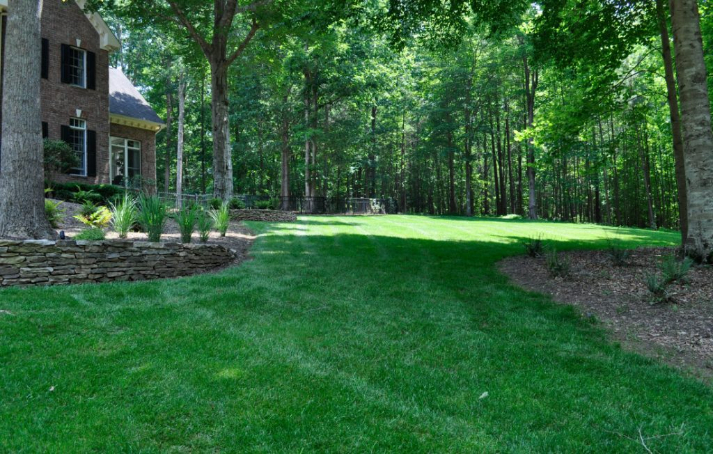 Clear away debris the have accrued over the winter and prepare landscape for the Spring.